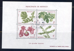 TIMBRES MONACO REF080521LI, BLOC N° 26 Oblitéré - Blocks & Sheetlets