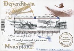 Belgium - 2013 - Centenary Of Air Mail - Mint Souvenir Sheet - Nuovi