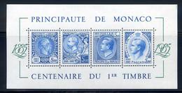 TIMBRES MONACO REF080521LI, BLOC N° 33 LUXE - Blocks & Sheetlets