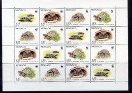 TIMBRES MONACO REF080521LI, BLOC N° 1805 à  1808 LUXE - Blocks & Sheetlets