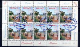 TIMBRES MONACO REF080521LI, BLOC N° 2279 Oblitéré - Blocks & Sheetlets