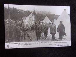 REPRODUCTION. Militaria .Guerre De 1914. Les Russes Au Camp De Mailly. Voir 2 Scans . - Unclassified