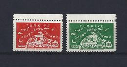 Turquie:  1423/ 1424 **  OTAN - Unused Stamps