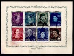 ! ! Portugal - 1949 Avis Souvenir Sheet - Af. BL 14 - Used - Used Stamps