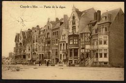 Coxyde S/Mer - Partie De La Digue - Circulée - Edit. Maison Noulet, Articles De Plage - Voir Scans - Koksijde