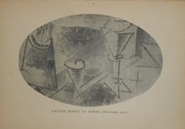 Picasso. Reproduction. 1938. Nature Morte Au Verre - Estampes & Gravures