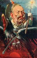 Propagande Française. Guillaume II - War 1914-18