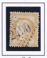 GC 2490 MONTMEILIAN ( Dept 88 Savoie ) S / N° 55 - 1849-1876: Periodo Classico