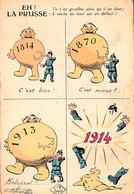 Propagande Française. Eh ! La Prusse - War 1914-18