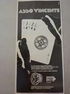 # ADVERTISING PUBBLICITA' RUOTE IN LEGA MILLE MIGLIA / FONDERIE MAIFRINI BRESCIA - 1971 - Publicités