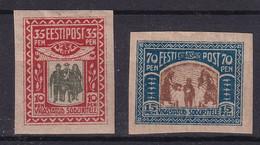 Estonie République YT*+° 40-41 - Estonia