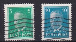 Estonie République YT*+° 136-145 - Estonia