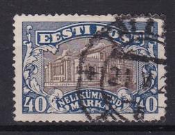 Estonie République YT*+° 81-83 - Estonia
