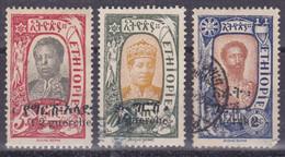 Ethiopie YT*+° 138-142 - Ethiopië