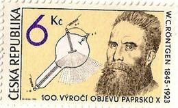 ** 94 Czech Republic K. Roentgen  1995 - Physics