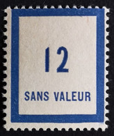 France Fictif N° F85 N** Luxe Gomme D'origine, TTB. Cote 2020 : 1,50 €. Voir Photos Recto Verso ! - Ficticios