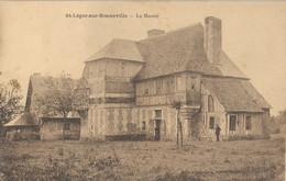CPA - Saint- Leger-sur-Bonneville - Le Manoir - Andere Gemeenten