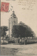 CPA - Iville - L'Eglise - Autres Communes