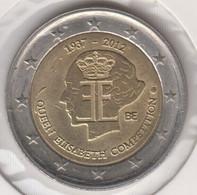 @Y@  Belgie   2 Euro Commemorative    2012  UNC - Belgium