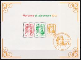 2013  Feuillet N° 133  Neuf** - Mint/Hinged
