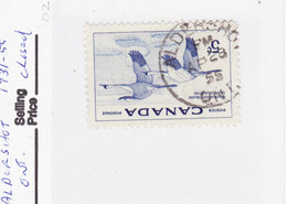 4558) Postmark Cancel CDS SON Closed Ontario - Used Stamps