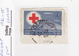 4559) Postmark Cancel CDS SON Closed Ontario - Used Stamps