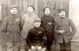 Prisonniers De Guerre Français En Allemagne - War 1914-18