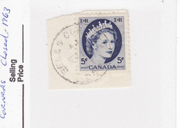 4561) Postmark Cancel CDS SON Closed Ontario - Used Stamps