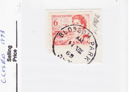 4567) Postmark Cancel CDS SON Closed Ontario - Used Stamps