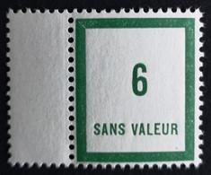 France Fictif N° F97 N** Luxe Gomme D'origine, TTB. Cote 2020 : 5,00 €. Voir Photos Recto Verso ! - Fictie