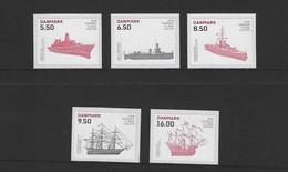 Danemark 2008 Anniversaire Marine 1583/1587** - Ungebraucht