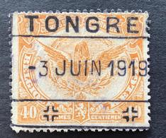 TR64 Gestempeld TONGRES - 1915-1921