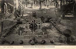 Tombe De L'aviateur Mendès Fusillé Par Les Allemands - War Cemeteries