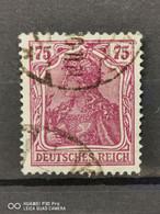 Deutsche Reich Mi-Nr. 148 L Gestempelt Geprüft KW 55€ - Gebraucht
