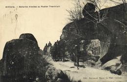 Artillerie Batterie Attelée Au Rocher Tremblant RV - Otros Municipios
