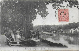 Vitry-le-françois - Quai Saint-germain - Vitry-le-François