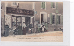 Environ De Dijon  -  IS-SUR-TILLE  -  Bureau De Poste  -  CPA En Très Bon état - Dijon