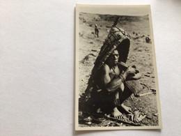 Kivu Congo Belge Gardien De Troupeaux  Photo D'époque - Unclassified