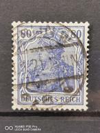 Deutsche Reich Mi-Nr. 149 B Gestempelt Geprüft KW 100 € - Gebraucht