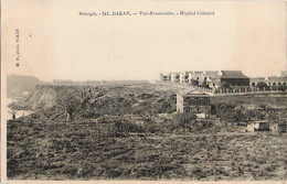 SN - DAKAR - Vue D Ensemble - Hôpital Colonial  * - Senegal