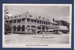 CPA Tanzanie Afrique Hôtel Real Photo Non Circulé - Tanzania