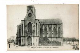 CPA Carte Postale-France-Saint Brieuc Eglise Saint Guillaume  -VM31335at - Saint-Brieuc