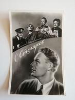 1958..USSR.. VINTAGE   POSTCARD..SOVIET ARTIST..S.STOLYAROV.VERY RARE!!! - Fotografie