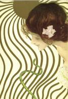 """Raphael Kirchner """" Femmes Au Soleil"""" Serpent RV - Frauen"""