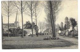 Pulderbos - Zicht In Het Dorp. - Zandhoven