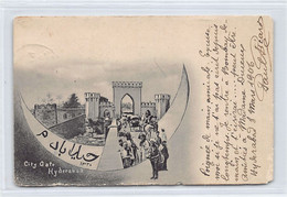 India - HYDERABAD - City Gate - SOME FAULTS See Scans - Inde
