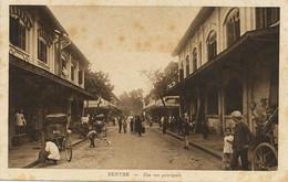 Bentré Rue Principale Nadal - Viêt-Nam