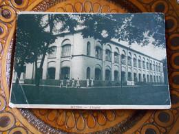 VIET NAM - CPA VIERGE - PLIAGE COIN BAS GAUCHE - EDITION PHOTO NADAL SAIGON MYTHO - Viêt-Nam