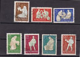 Rumänien 1960 -La Viticulture Mi No 1934/1940 Et Yv No 1748/1754 - Sin Clasificación