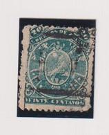 BOLIVIE-TP N° 38 OB  1893 - Bolivie